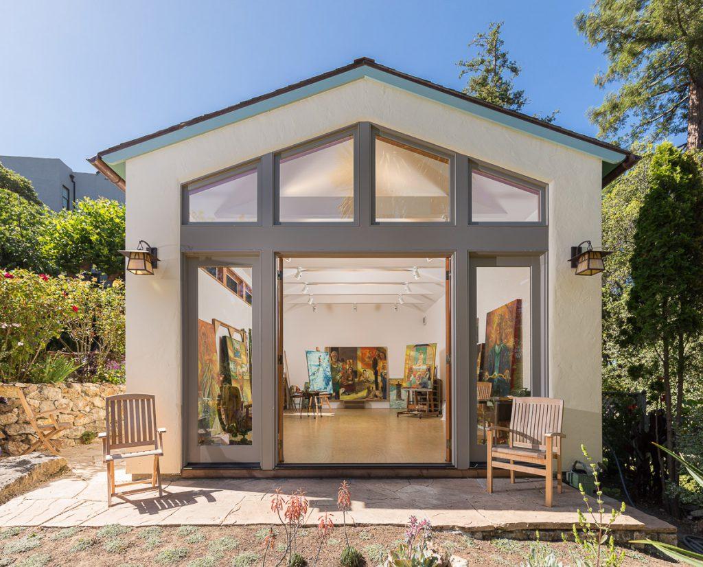 Berkeley Studio Exterior