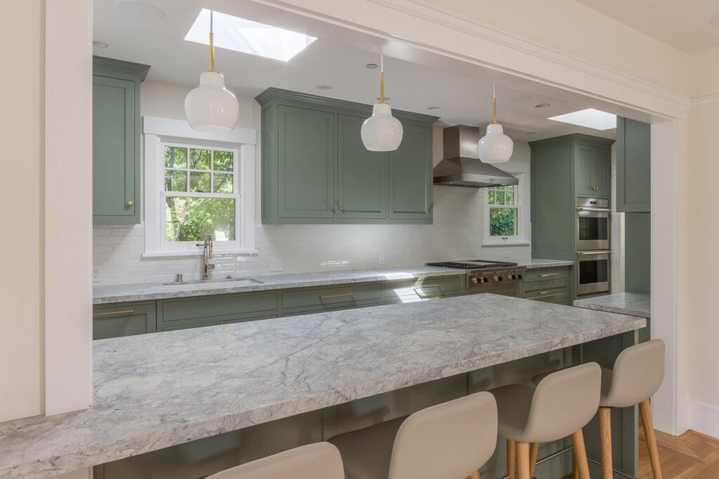 San Anselmo Renovation Kitchen 1