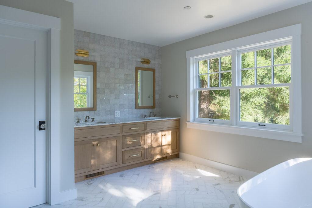 San Anselmo Renovation Master Bath 1